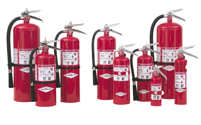 Fire Alarm Systems extinguishers