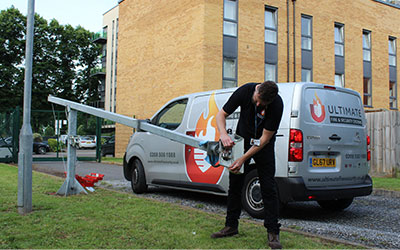 cctv maintenance ultimate fire and security