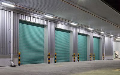 gates barriers shutters industrial shutters