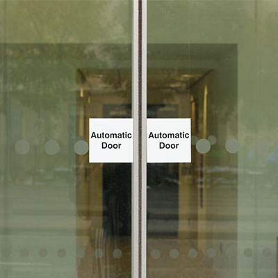 Automatic Doors Ultimate Fire & Security