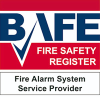 BAFE Logo for Ultimate Fire & Security Accreditation