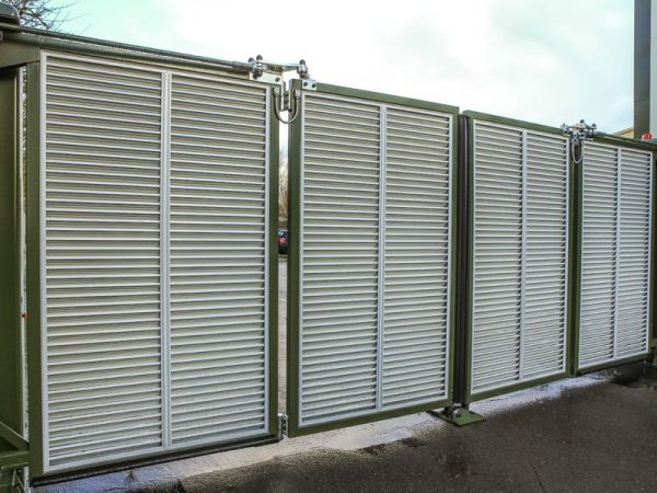 Bi-fold Speed Gates Ultimate Fire & Security