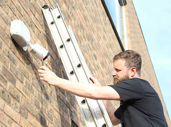 CCTV Camera Installation Ultimate Fire & Security