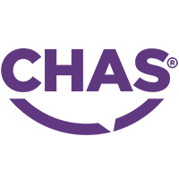 CHAS logo for Ultimate Fire & Security Systems