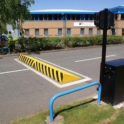 Blockers for Entrance Ultimate Fire & Security