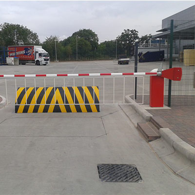 Blockers for Lorry Entrance Ultimate Fire & Security