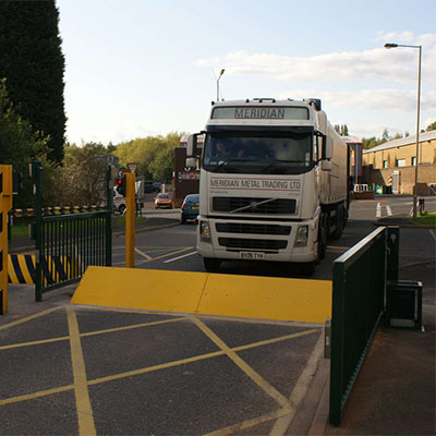 Blockers for Vehicles Ultimate Fire & Security