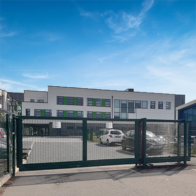 Commerical Gates School Ultimate Fire & Security