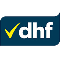 dhf logo for Ultimate Fire & Security