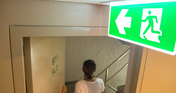 Emergency Lighting Escape Ultimate Fire & Security