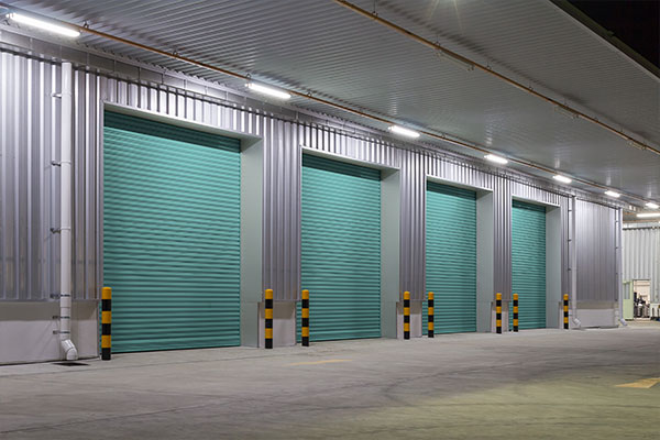 Industrial Roller Shutters Ultimate Fire & Security