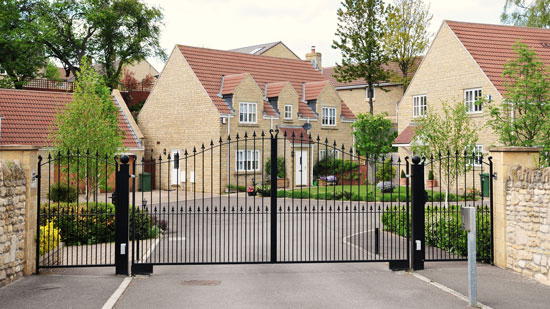 Swing Residential Gates Ultimate Fire & Security