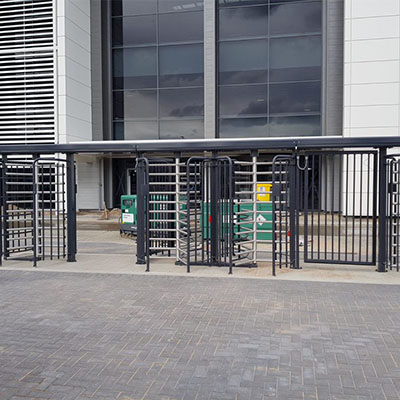 Turnstiles for Industrial Entrances Ultimate Fire & Security