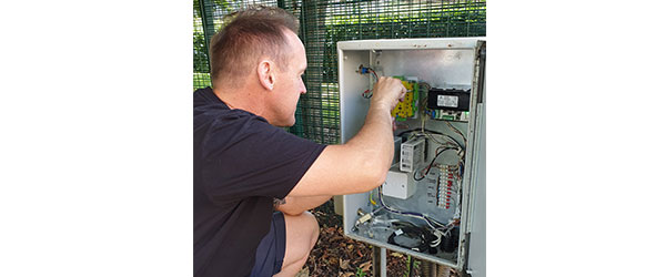 gates service and maintenance ultimate fire and security
