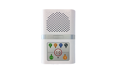 life safety warden call system on wall ultimate fire and security