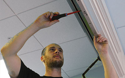 entry control service and maintenance