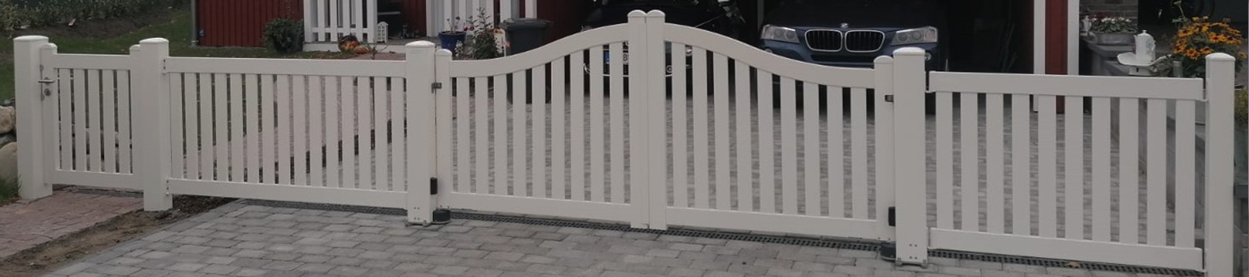 automatic residential gates